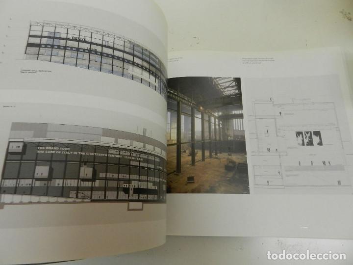 Libros de segunda mano: BUILDING TATE MODERN - HERZOG & DE MEURON TRANSFORMING GILES GILBERT SCOTT TATE GALLERY ARQUITECTURA - Foto 5 - 130886040