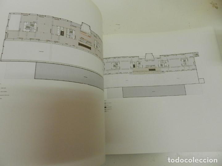 Libros de segunda mano: BUILDING TATE MODERN - HERZOG & DE MEURON TRANSFORMING GILES GILBERT SCOTT TATE GALLERY ARQUITECTURA - Foto 6 - 130886040