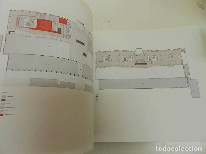 Libros de segunda mano: BUILDING TATE MODERN - HERZOG & DE MEURON TRANSFORMING GILES GILBERT SCOTT TATE GALLERY ARQUITECTURA - Foto 7 - 130886040