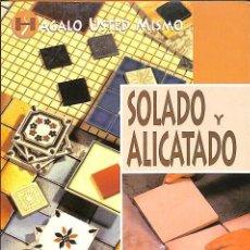 Libros de segunda mano: SOLADO Y ALICATADO 5EREF-LLCAR . Lote 131749658