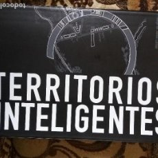 Libros de segunda mano: TERRITORIOS INTELIGENTES, DE ALFONSO VEGARA Y JUAN LUIS DE LAS RIVAS. UNICO EN TC. URBANISMO.. Lote 132673894