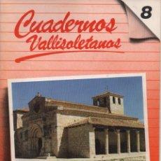 Libros de segunda mano: EL ROMÁNICO VALLISOLETANO. Lote 132878822