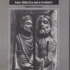 Libros de segunda mano: ARTE ROMÁNICO EN ASTURIAS. Lote 132880713