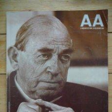 Libros de segunda mano: REVISTA AA L´ARCHITECTURE D´AUJOURD´HUI. Nº 191. JUNIO 1977. ALVAR AALTO.. Lote 133034810