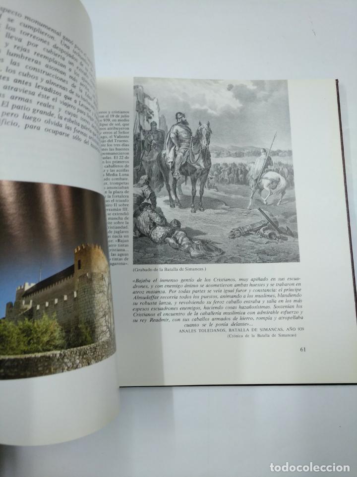 Libros de segunda mano: CASTILLOS MEDIEVALES DE VALLADOLID. - J. MANUEL PARRILLA. DIPUTACION PROVINCIAL VALLADOLID. TDK352 - Foto 3 - 133141378