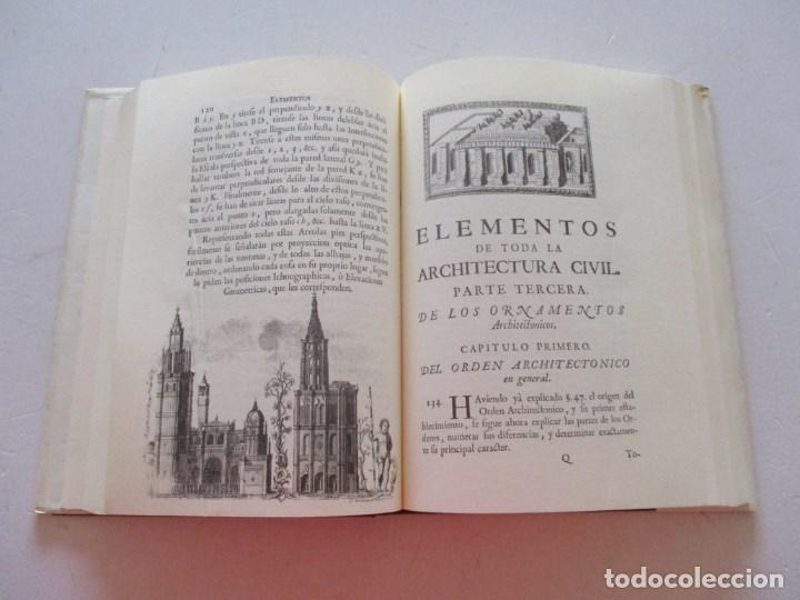 Libros de segunda mano: Elementos de toda la Architectura Civil con las más singulares observaciones de los...RM87901 - Foto 5 - 133579838