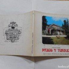 Libros de segunda mano: INVENTARIO PAZOS Y TORRES. REDONDELA-PENÍNSULA DEL MORRAZO. Nº2 Y90271. Lote 134380550