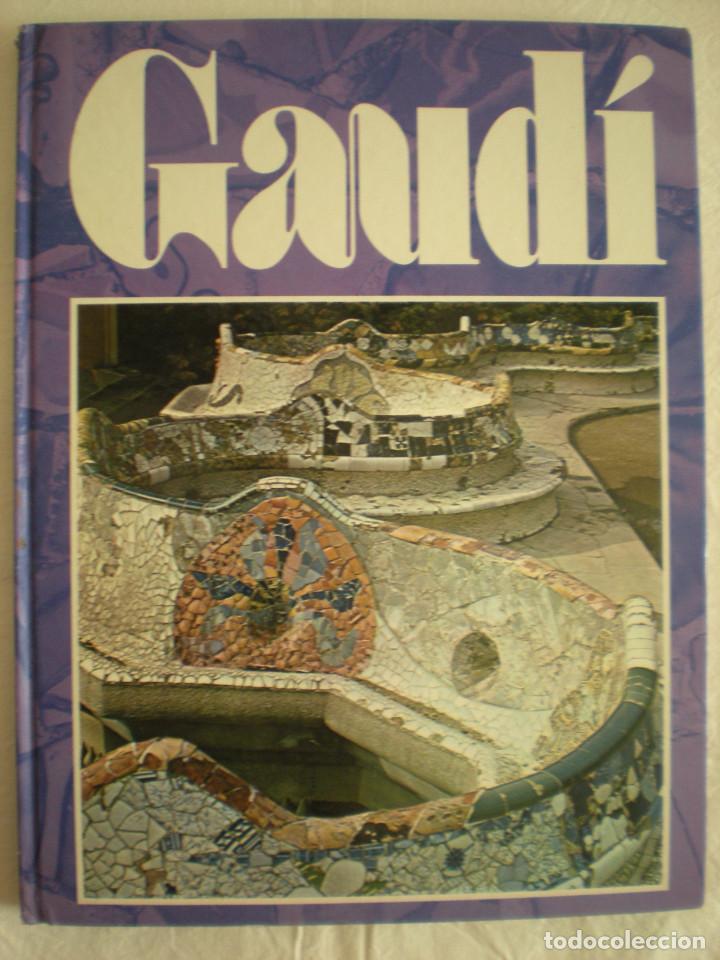 GAUDÍ: ARQUITECTURA DEL FUTURO (SALVAT) (Libros de Segunda Mano - Bellas artes, ocio y coleccionismo - Arquitectura)