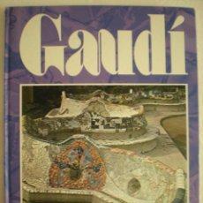 Libros de segunda mano: GAUDÍ: ARQUITECTURA DEL FUTURO (SALVAT). Lote 134400026