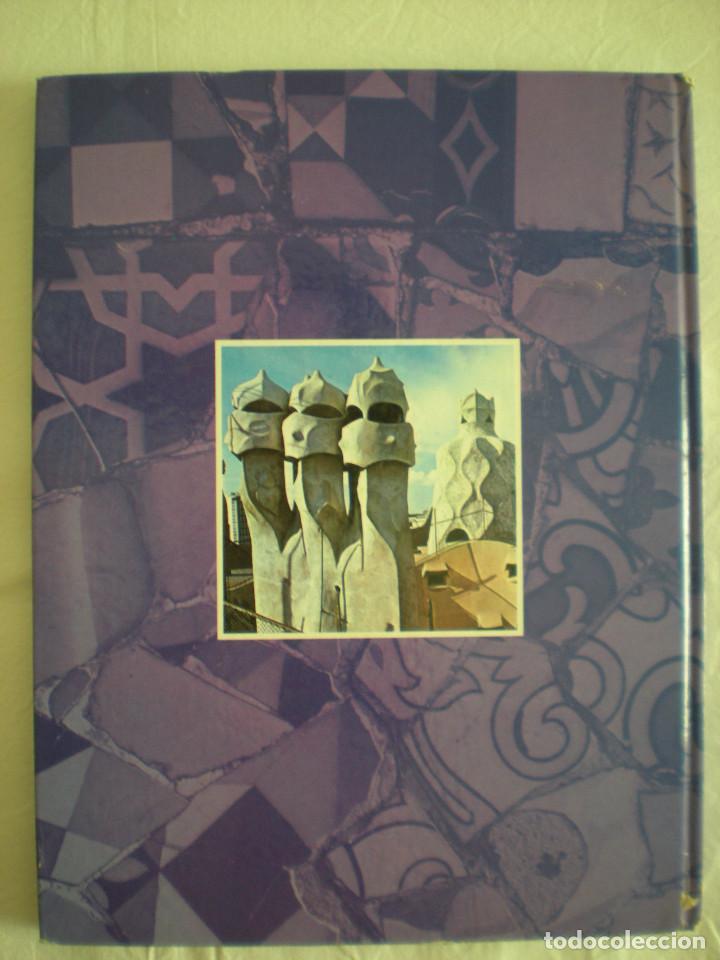 Libros de segunda mano: Gaudí: Arquitectura del Futuro (Salvat) - Foto 2 - 134400026