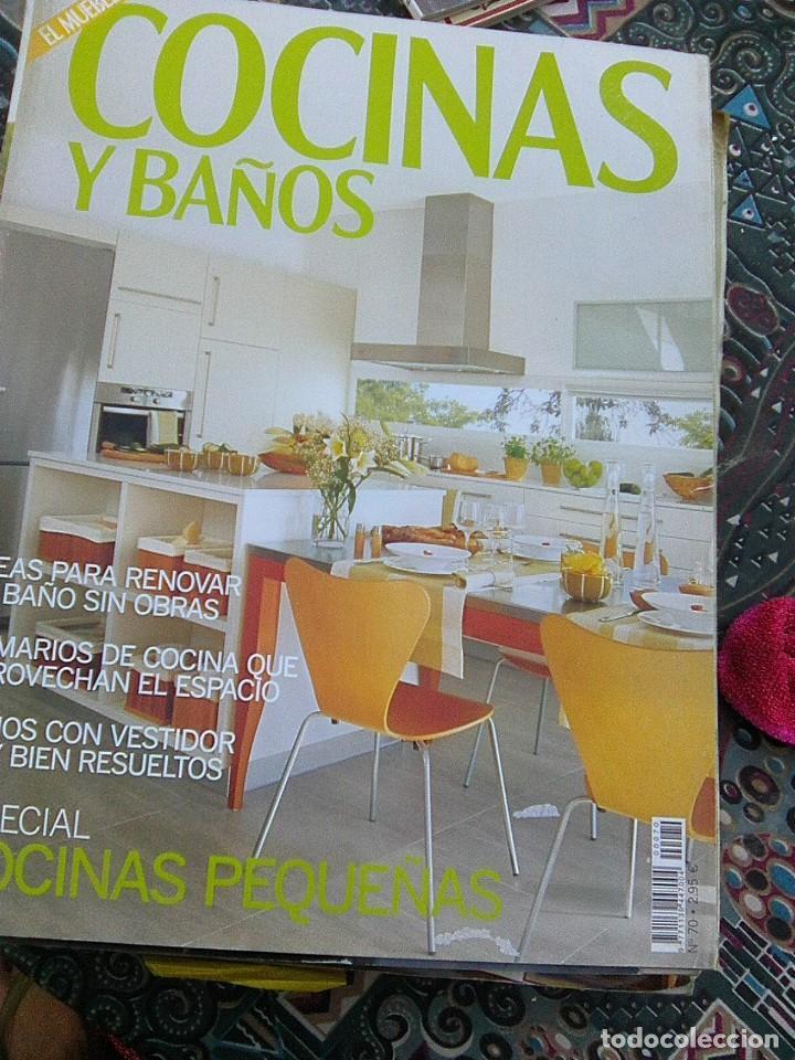 revista - cocinas y baños - el mueble nº 70 -