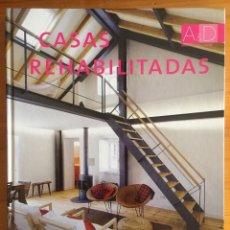 Libros de segunda mano: ARQUITECTURA- CASAS REHABILITADAS- INSTITUTO MONSA DE EDICIONES- BARCELONA 2.007. Lote 136029294