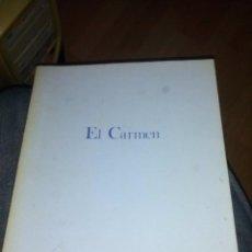 Libros de segunda mano: EL CARMEN, UNA POLÍTICA DE REHABILITACIÓN CATÁLOGO DE LA EXPOSICIÓN. AYUNTAMIENTO DE SEVILLA. Lote 136680934