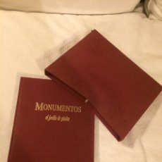 Libros de segunda mano: MONUMENTOS: EL JARDÍN DE PIEDRA. Lote 137160382