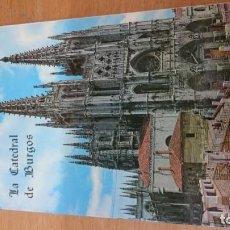 Libros de segunda mano: LIBRO CATEDRAL DE BURGOS. Lote 137406378