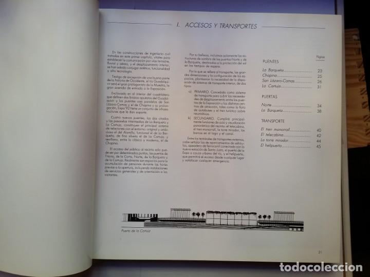 Libros de segunda mano: EDIFICACIÓN EN SEVILLA 92. ESCUELA UNIV DE ARQUITECTURA TECNICA SEVILLA 1992 - Foto 5 - 137594970