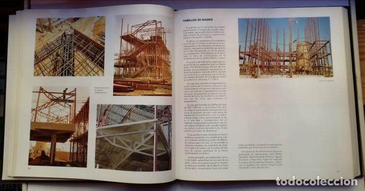 Libros de segunda mano: EDIFICACIÓN EN SEVILLA 92. ESCUELA UNIV DE ARQUITECTURA TECNICA SEVILLA 1992 - Foto 6 - 137594970