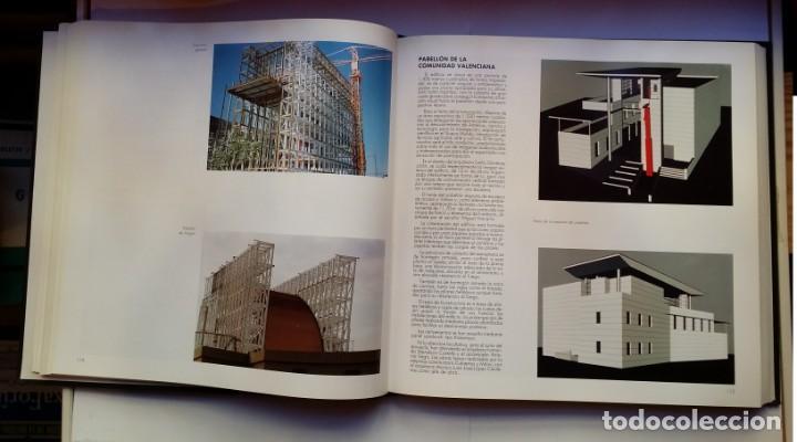 Libros de segunda mano: EDIFICACIÓN EN SEVILLA 92. ESCUELA UNIV DE ARQUITECTURA TECNICA SEVILLA 1992 - Foto 7 - 137594970