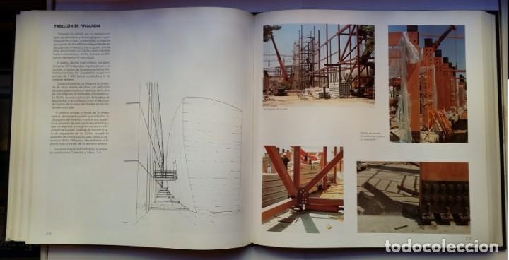 Libros de segunda mano: EDIFICACIÓN EN SEVILLA 92. ESCUELA UNIV DE ARQUITECTURA TECNICA SEVILLA 1992 - Foto 9 - 137594970