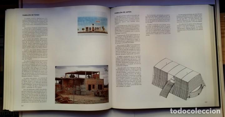 Libros de segunda mano: EDIFICACIÓN EN SEVILLA 92. ESCUELA UNIV DE ARQUITECTURA TECNICA SEVILLA 1992 - Foto 11 - 137594970