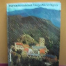 Libros de segunda mano: EL ROMANIC CATALA. EDUARD CARBONELL. FOTOGRAFIES JORDI GUMI. EDICIONS 62, 1ª EDICIO 1976. Lote 137821406