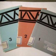 Libros de segunda mano: ESTRUCTURAS METÁLICAS DE CUBIERTA (HOUX ROVER). Lote 137927666