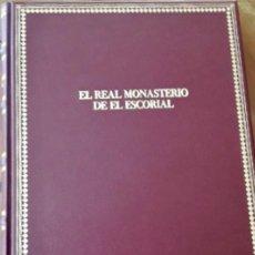 Libros de segunda mano: EL REAL MONASTERIO DE EL ESCORIAL, FMR, LOUIS GODART. Lote 138590566