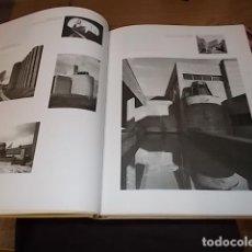 Libros de segunda mano: JULIO CANO LASSO.MEDALLA DE ORO DE LA ARQUITECTURA 1991.EXTRAORDINARIO EJEMPLAR.VER FOTOS.. Lote 138858606