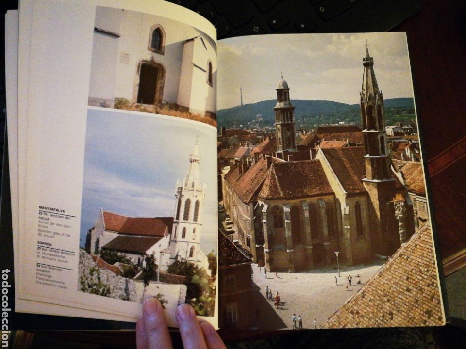 Libros de segunda mano: középkori templomaink: templos medievales de Hungría - Foto 2 - 138981882