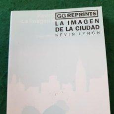Libros de segunda mano: LA IMAGEN DE LA CIUDAD - KEVIN LYNCH. Lote 207313152