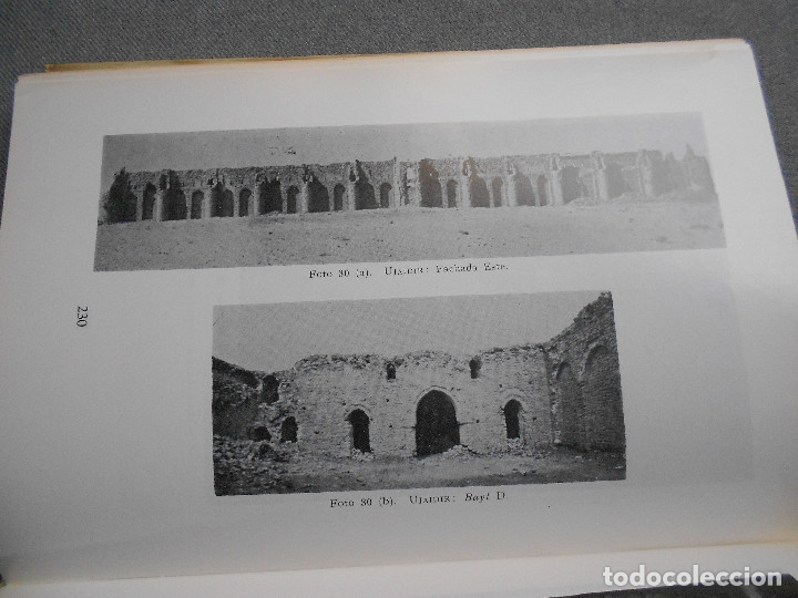 Libros de segunda mano: COMPENDIO DE ARQUITECTURA PALEOISLAMICA - Foto 10 - 140142462