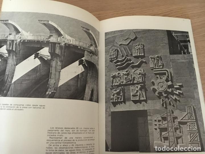Libros de segunda mano: LA OBRA INTEGRADORA DE JOAQUIN VAQUERO EN ASTURIAS. ARQUITECTURA - ARTE - INGENIERIA. - Foto 3 - 205543625