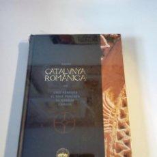 Libros de segunda mano: GUIES CATALUNYA ROMÀNICA III PENEDES GARRAF ANOIA ENCICLOPEDIA CATALANA NUEVO ESTRENAR RETRACTILADO. Lote 140715930