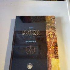 Libros de segunda mano: GUIES CATALUNYA ROMÀNICA XI L'ALT EMPORDÀ ENCICLOPEDIA CATALANA NUEVO ESTRENAR RETRACTILADO. Lote 140716046