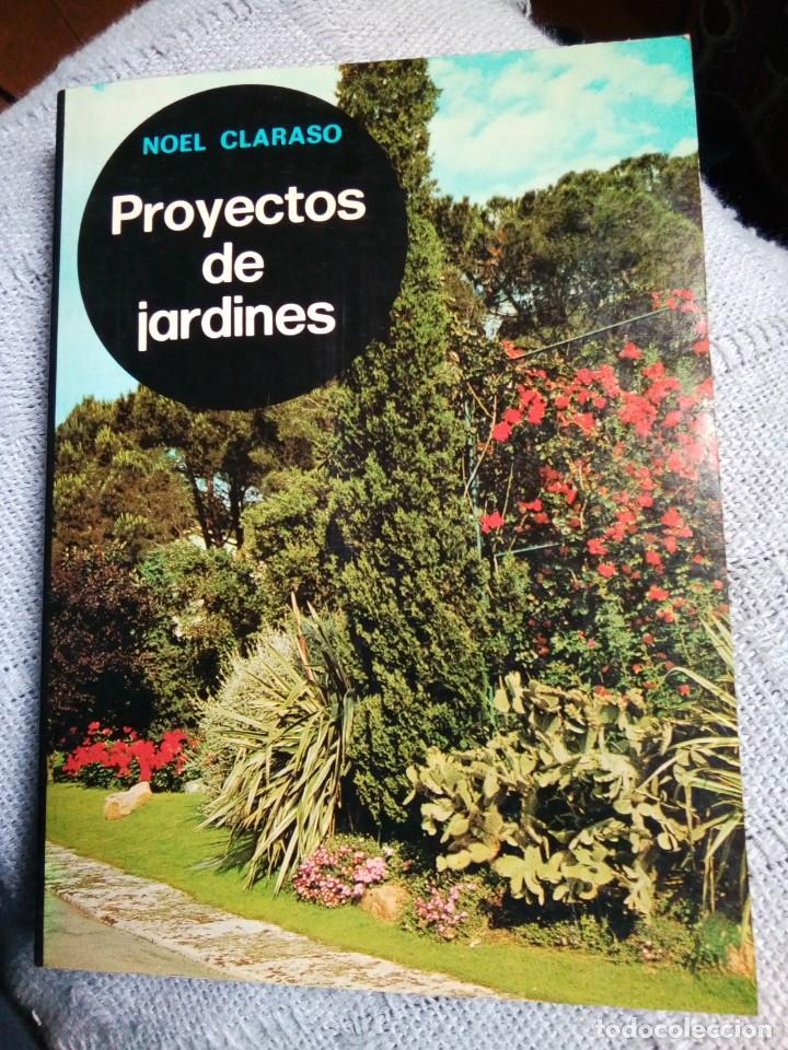 Libros De Segunda Mano: Proyectos De Jardines   Foto 1   141145834