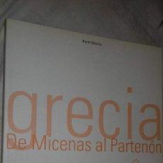 Libros de segunda mano: GRECIA. DE MICENAS AL PARTENÓN. HENRI STIERLIN, TASCHEN, 2001. Lote 141422406