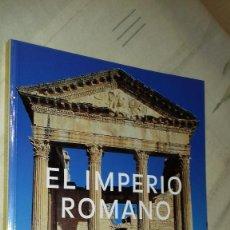Libros de segunda mano: EL IMPERIO ROMANO. DESDE LOS ETRUSCOS A LA CAÍDA DEL IMPERIO ROMANO. HENRI STIERLIN, TASCHEN, 2002. Lote 141424254