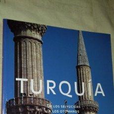 Libros de segunda mano: TURQUÍA. DE LOS SELYÚCIDAS A LOS OTOMANOS. HENRI STIERLIN. TASCHEN, 2002. Lote 141429586
