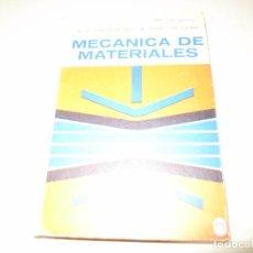 Libros de segunda mano: MECANICA DE MATERIALES ARQUITECTURA TIMOSHENKO . Lote 141614978