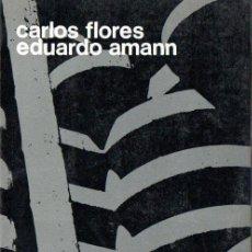Libros de segunda mano: FLORES Y AMANN : GUÍA DE LA ARQUITECTURA DE MADRID (1967) DEDICATORIA DEL AUTOR - AUTÓGRAFO. Lote 142292398