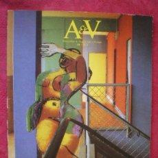 Libros de segunda mano: LE CORBUSIER (II). A V MONOGRAFÍAS DE ARQUITECTURA Y VIVIENDA Nº 10. 1987. AV ARQUITECTURA VIVA. Lote 142952338
