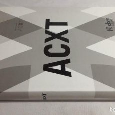 Libros de segunda mano: ACKT IDOM GRUPO-GRAN FORMATO. Lote 142998742