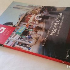 Libros de segunda mano: 1999 - 2G REVISTA INTERNACIONAL DE ARQUITECTURA Nº 10: INSTANT CHINA. Lote 143059830