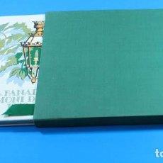 Libros de segunda mano: ELS FANALS DE GAS TESTIMONI D'UNA EPOCA 1842 1966, ESTEVE BUSQUETS I MOLAS,CATALANA DE GAS, FAROLAS. Lote 143178266