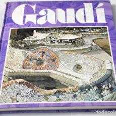 Libros de segunda mano: GAUDÍ, ARQUITECTURA DEL FUTURO. Lote 143179622