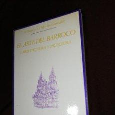 Libros de segunda mano: V. TOVAR Y J. J. MARTÍN GONZÁLEZ, EL ARTE DEL BARROCO 1 ARQUITECTURA Y ESCULTURS. Lote 143551506