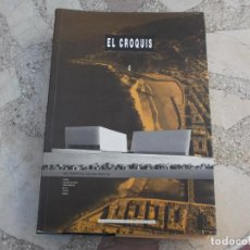 Libros de segunda mano: CROQUIS Nº 43, 1990, SEIS PROPUESTAS PARA SAN SEBASTIAN,MONEO,BOTTA,FOSTER,IZOLAKI, NAVARRO,PEÑA. Lote 143565150