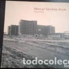 Libros de segunda mano: MANUEL SÁNCHEZ ARCAS ARQUITECTO / ARQUÍTHEMAS / NUEVO. Lote 143329926