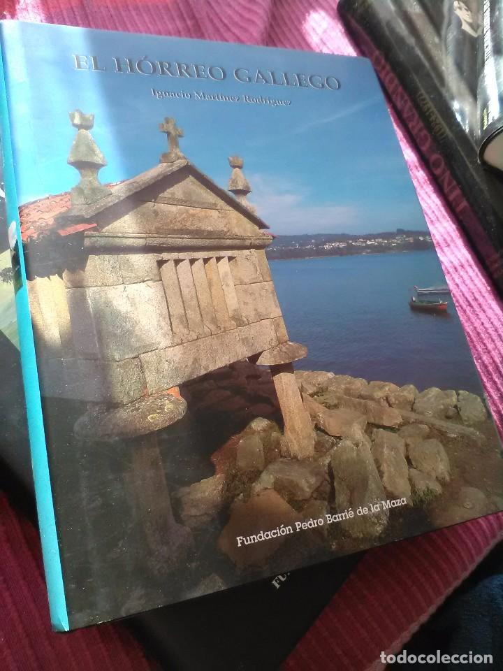 EL HÓRREO GALLEGO (Libros de Segunda Mano - Bellas artes, ocio y coleccionismo - Arquitectura)