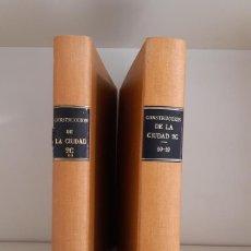 Libros de segunda mano: REVISTA ARQUITECTURA 2C CONSTRUCCION DE LA CIUDAD ENCUADERNADA DEL 0 A 19 - 2 VOL DIFICIL. Lote 144367418